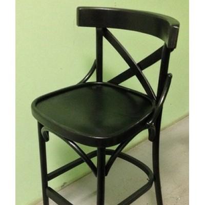"""Барный деревянный стул """"Кантри-65"""", высота сиденья 65 см"""