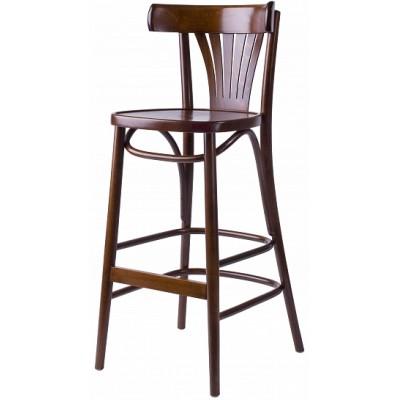 Барный деревянный стул BST-788 FAN венский