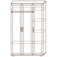 Шкаф для одежды МС-105