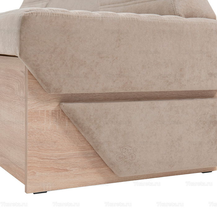 Оригинальный дизайн дивана Ванкувер на боковинах